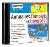 Micro Application - Annuaires complets et inversés...