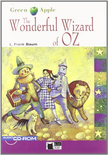The Wonderful Wizard of Oz [With CDROM] (Green Apple Starter) - New Green Apple