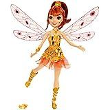 Mattel BJR47 Mia and Me Yuko Puppe Flügel mit Ring für dich Spielzeug Modepuppe