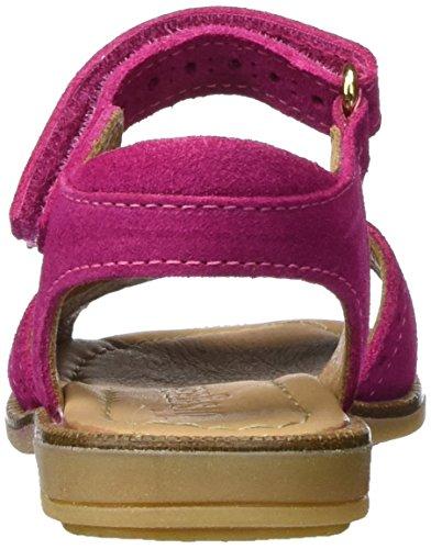Bisgaard Sandalen, Sandales  Bout ouvert fille Pink (4003 Pink)