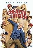 Cheaper By The Dozen [2004] [DVD]