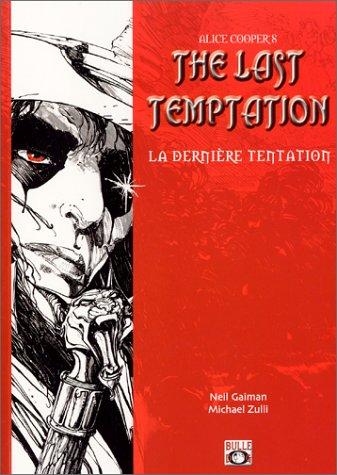 Alice Cooper's : The last temptation/La dernière tentation