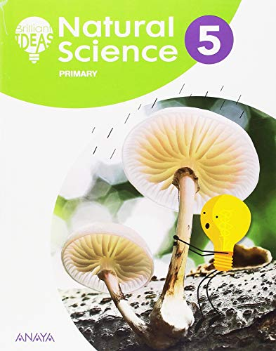 Natural Science 5. Pupil's Book (BRILLIANT IDEAS) por Katharine Blanca Scott