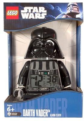Universal Trends CT00211 - Despertador digital, diseño de Darth Vader en lego [importado de Alemania] de Universal Trends