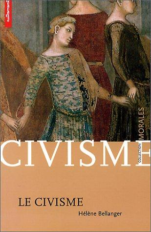 Le Civisme par Hélène Bellanger