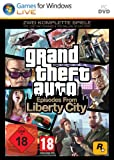 Grand Theft Auto: Episodes from Liberty City - Zwei komplette Spiele: 'The Lost and Damned' + 'The Ballad of Gay Tony'