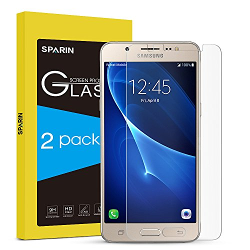[2-Pack] Galaxy J5 2016 Protector de Pantalla [NO es para Galaxy J5 20