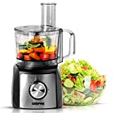 Best Blender Food Processors - Geepas 1200W Compact Food Processor Blender | Multifunctional Review
