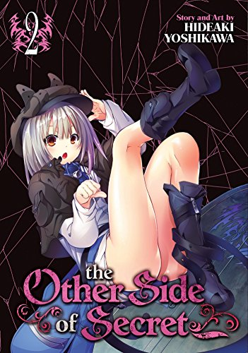 The Other Side of Secret: Vol. 2 Cover Image