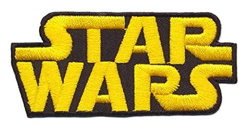 Star Wars Aufnäher Aufbügler Krieg der Sterne Luke Skywalker Darth Vader movie iron sew on patches by