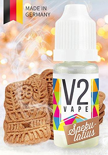 V2 Vape E-Liquid Spekulatius, 10ml