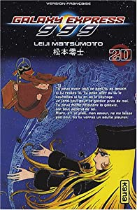 Galaxy Express 999 Edition simple Tome 20
