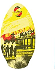 Slidz 95cm Huntington Beach Amarillo Madera Wood