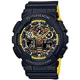 Casio G-Shock GA-100BY-1ADR (G750) Analog Digital Multi Colour Dial Men's Watch (GA-100BY-1ADR (G750))