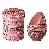 RICE Schüsseln aus Keramik in der Geschenkbox