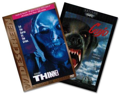 Thinner/Cujo (Cujo Film-dvd)