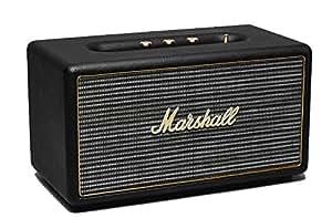 Marshall Stanmore Bluetooth-Lautsprecher, schwarz