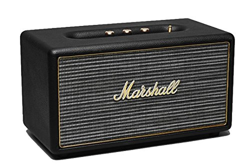 Marshall stanmore altoparlante smartphone wireless bluetooth speaker attivo, nero