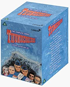 Thunderbirds - The Complete Series - Limited Edition Boxset [UK IMPORT] (9 DVDs) [Box Set]