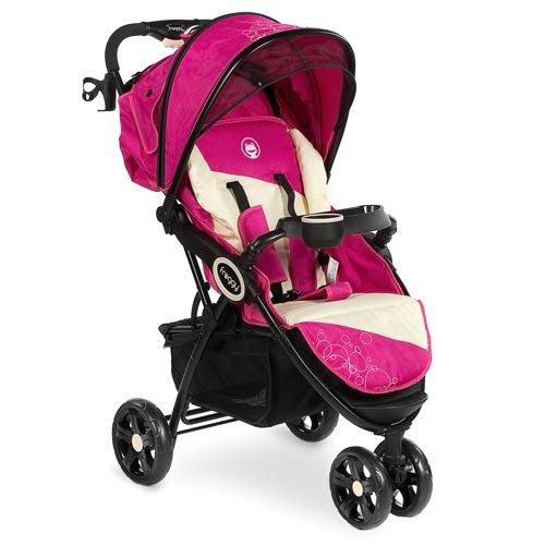 Froggy® Kinderwagen DINGO Raspberry Buggy Sportwagen Babywagen Liegebuggy