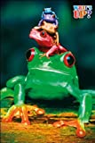 GB eye 61 x 91.5 cm 5 Frogs Colours Maxi Poster, Assorted