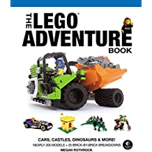 The LEGO Adventure Book, Vol. 1: Cars, Castles, Dinosaurs and More! (English Edition)
