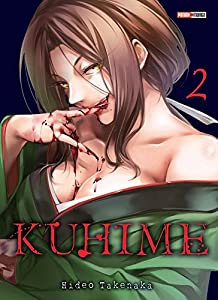 Kuhime Edition simple Tome 2