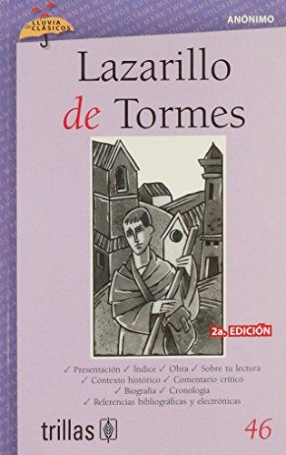 Lazarillo de Tormes (Lluvia de clasicos/ Rain of Classics)