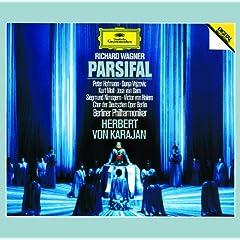 """Wagner: Parsifal / Act 3 - """"Gesegnet sei, du Reiner, durch das Reine!"""" - """"Wie d�nkt mich doch die Aue heut so sch�n!"""""""
