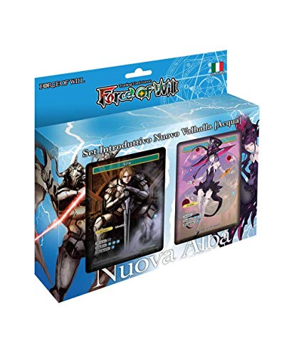 Force of Will - Ramo de Tarjetas, Color Agua