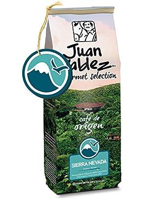 Juan Valdez, Single Origin Sierra Nevada Whole Bean Coffee, 500g Pack. from Juan Valdez
