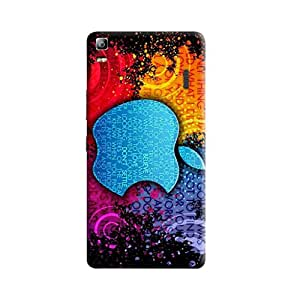 Aurmen High Quality Printed Designer Back Case Cover ForLenovo A7000 (Graphic9)