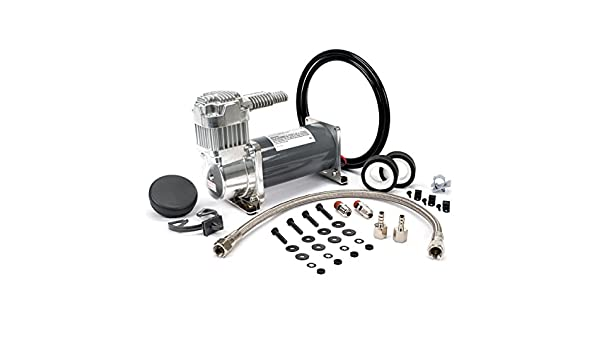 330c Ig Series Compressor Kit 12v Intercooler Head 100 Duty