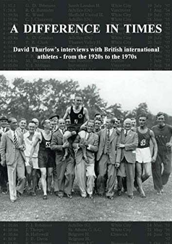 A Difference In Times por David Thurlow