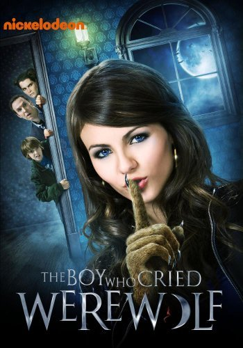 The Boy Who Cried Werewolf by Victoria Justice
