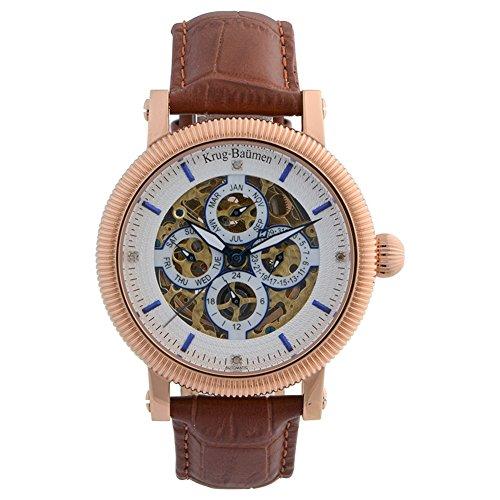 Krug-Baumen Herren-Armbanduhr 60252DM