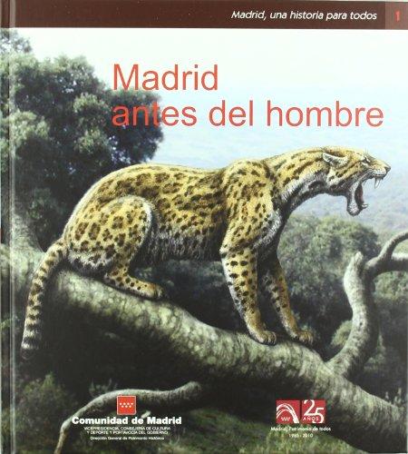 Madrid Antes Del Hombre