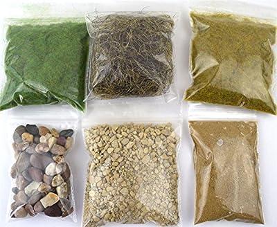 Matériaux de base pour les déserts par WWS