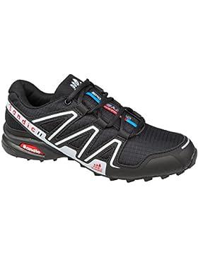GIBRA® Sportschuhe, sehr leicht und bequem, schwarz/silber, Gr. 36-41