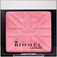 Rimmel - Colorete Lasting Finish Blush With Brush,020 Pink Rose