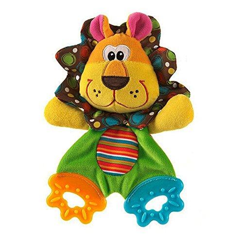 Bazaar Baby Trottine Kindern Weiche Playmate beruhigen Handtuch Ruhe Puppe Rassel Beißring Entwicklung Hundespielzeug