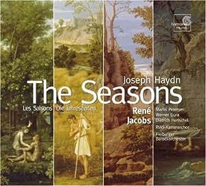 Joseph Haydn : Die Jahreszeiten (The Seasons - Les Saisons) [Hybrid SACD]