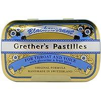 Preisvergleich für Grethers Blackcurrant Gold zuckerhaltig, 440 g