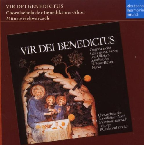 vir-dei-benedictus-gregoriano-festa-san-benedetto