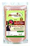 #9: 100% Natural Hibiscus Flower (Rosa Sinensis) Powder For Bouncy Hairs Naturally by Malvaniya Herbal Care (100Grams)