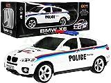 RC Ferngesteuertes Auto BMW X6 Polizeiwagen Spielzeug 1:14