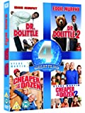 Dr. Dolittle / Dr. Dolittle 2 / Cheaper by the Dozen / Cheaper by the Dozen 2 [DVD] [1998]
