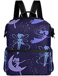 Preisvergleich für ALAZA , Kinderrucksack Violett violett Einheitsgröße