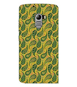 PrintDhaba Pattern D-5441 Back Case Cover for LENOVO VIBE X3 LITE (Multi-Coloured)