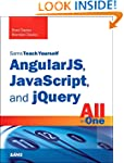 AngularJS, JavaScript, and jQuery All...
